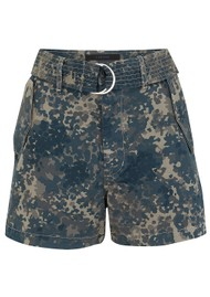 J Brand Evia Surplus Shorts - Vale Terrest