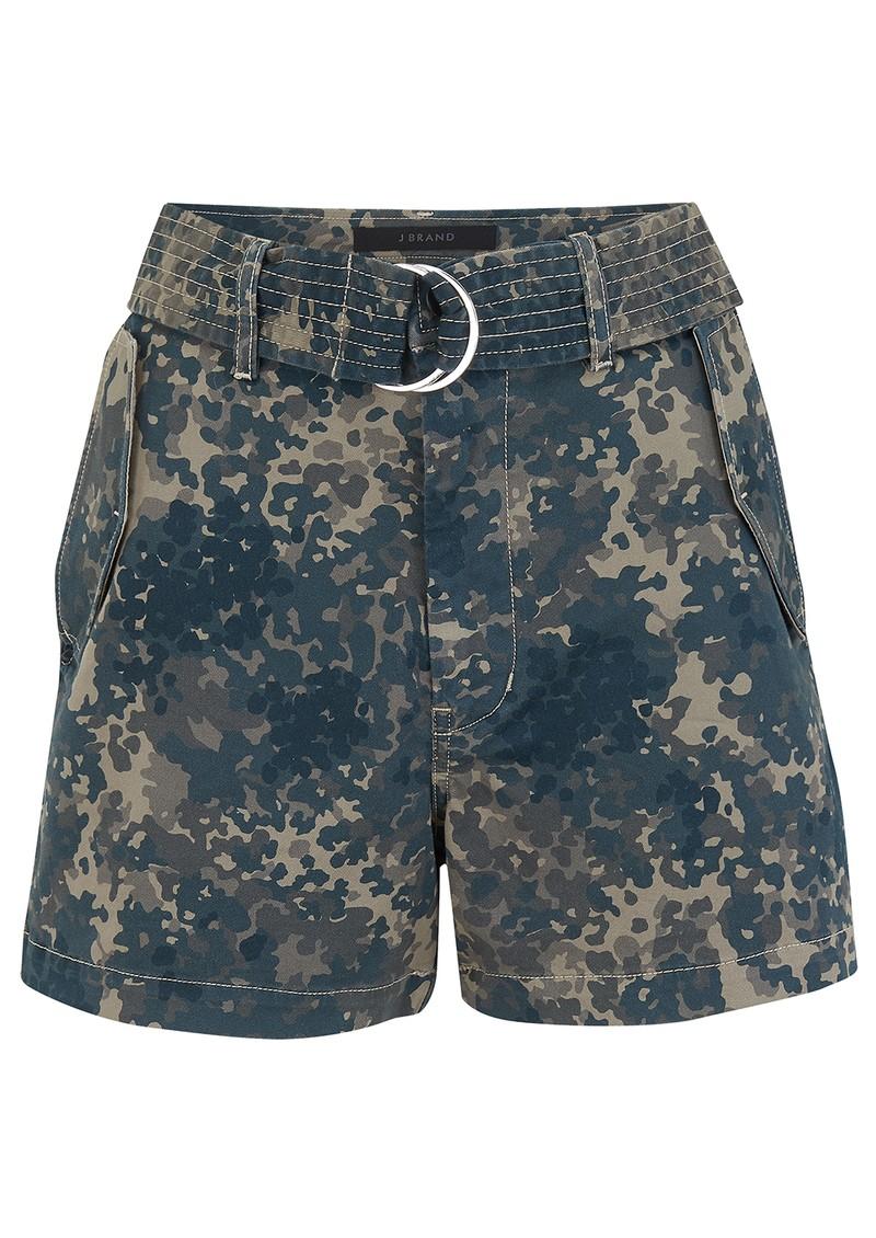 J Brand Evia Surplus Shorts - Vale Terrest main image