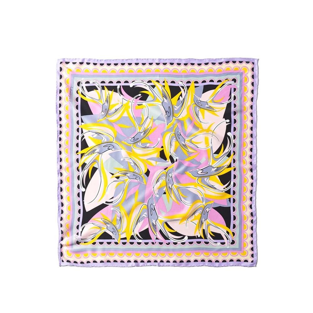 Sparry Sia Petite Silk Scarf - Multi