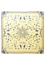 Heron Sia Silk Scarf - Yellow additional image