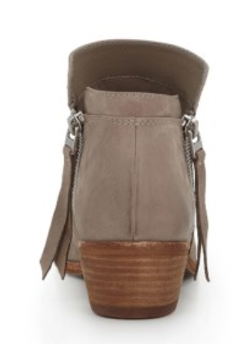 Sam Edelman Packer Leather Ankle Boots - Putty main image
