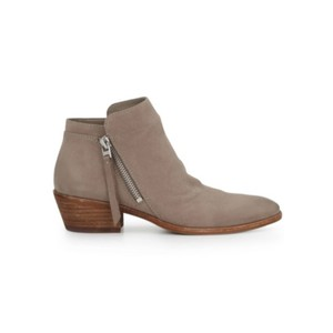 Packer Leather Ankle Boots - Putty