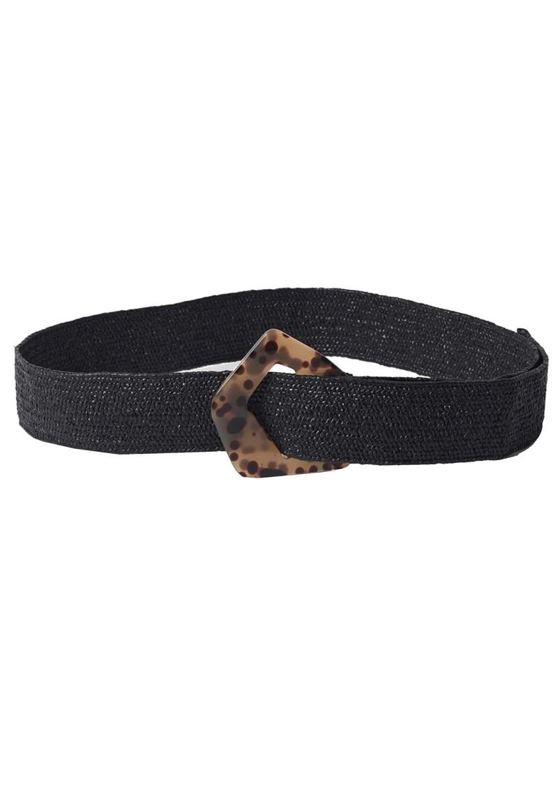 Becksondergaard Ziz Woven Belt - Black main image