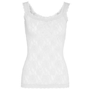 Signature Lace Camisole - White