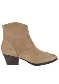 Ash Heidi Bis Suede Boots - Wilde