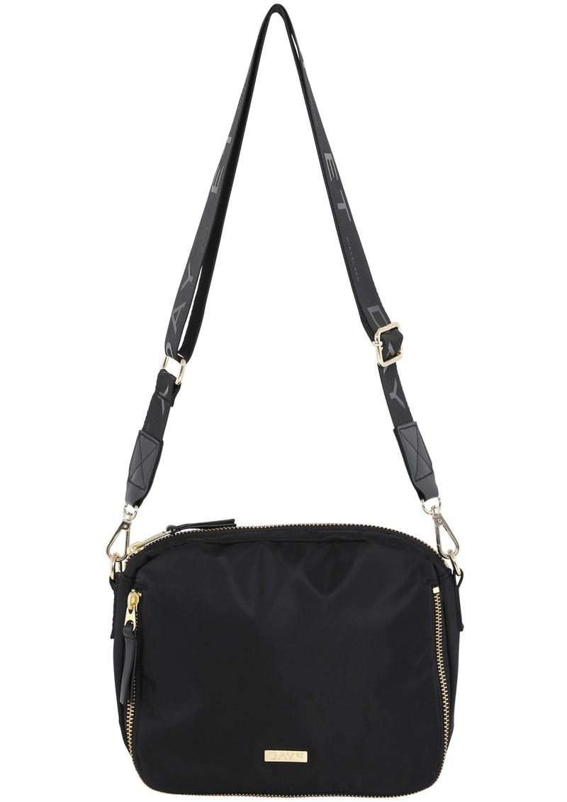 DAY ET Day Double Zip Cross Body Bag - Black main image