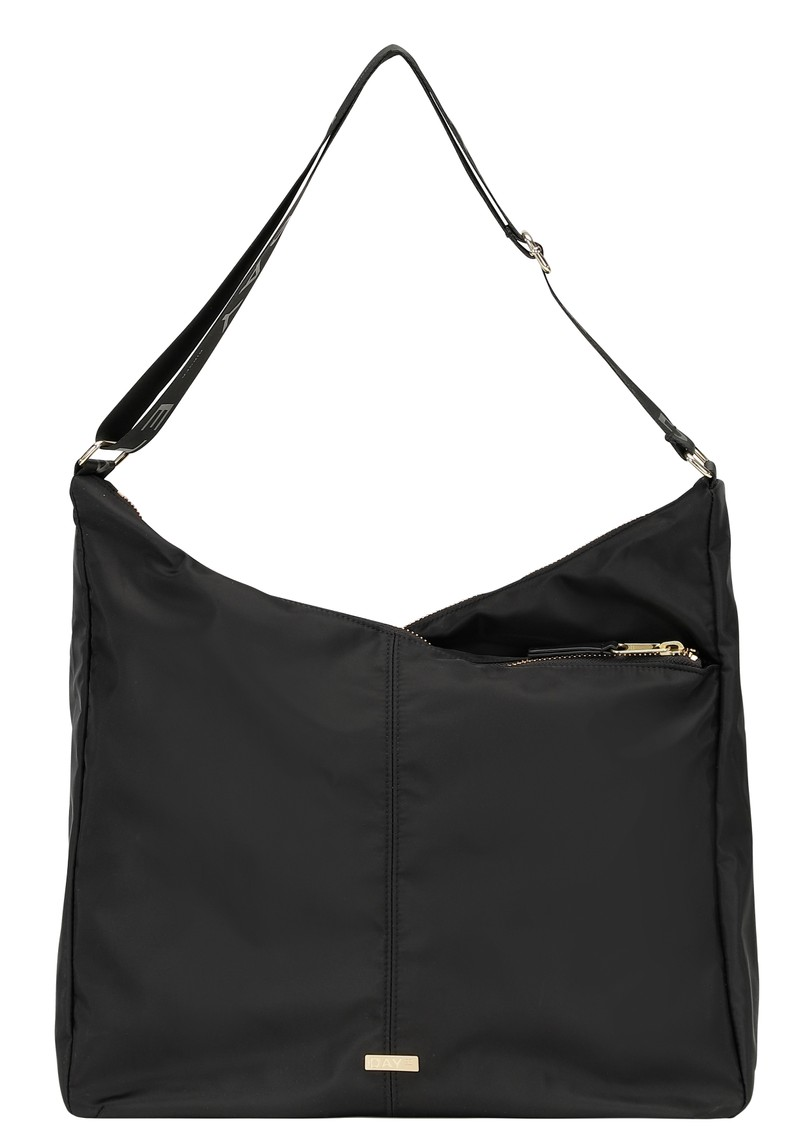 DAY ET Day Double Zip Hobo Bag - Black main image