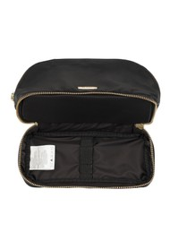 DAY ET Day Double Zip Cosmetic Bag - Black