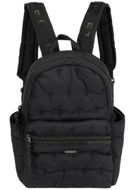 DAY ET Day Gweneth Diamond Small Backpack - Black