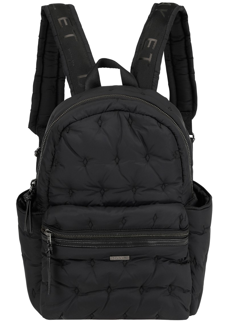 DAY ET Day Gweneth Diamond Small Backpack - Black main image