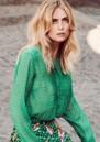 LOLLYS LAUNDRY Helena Shirt - Green