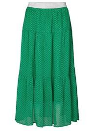 LOLLYS LAUNDRY Bonny Maxi Skirt - Green