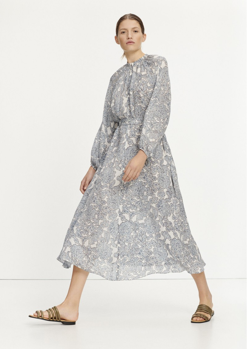 SAMSOE & SAMSOE Kaia Long Dress - Tapestry main image