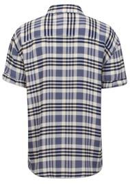 BAUM UND PFERDGARTEN Moanna Shirt - Cream & Navy Check