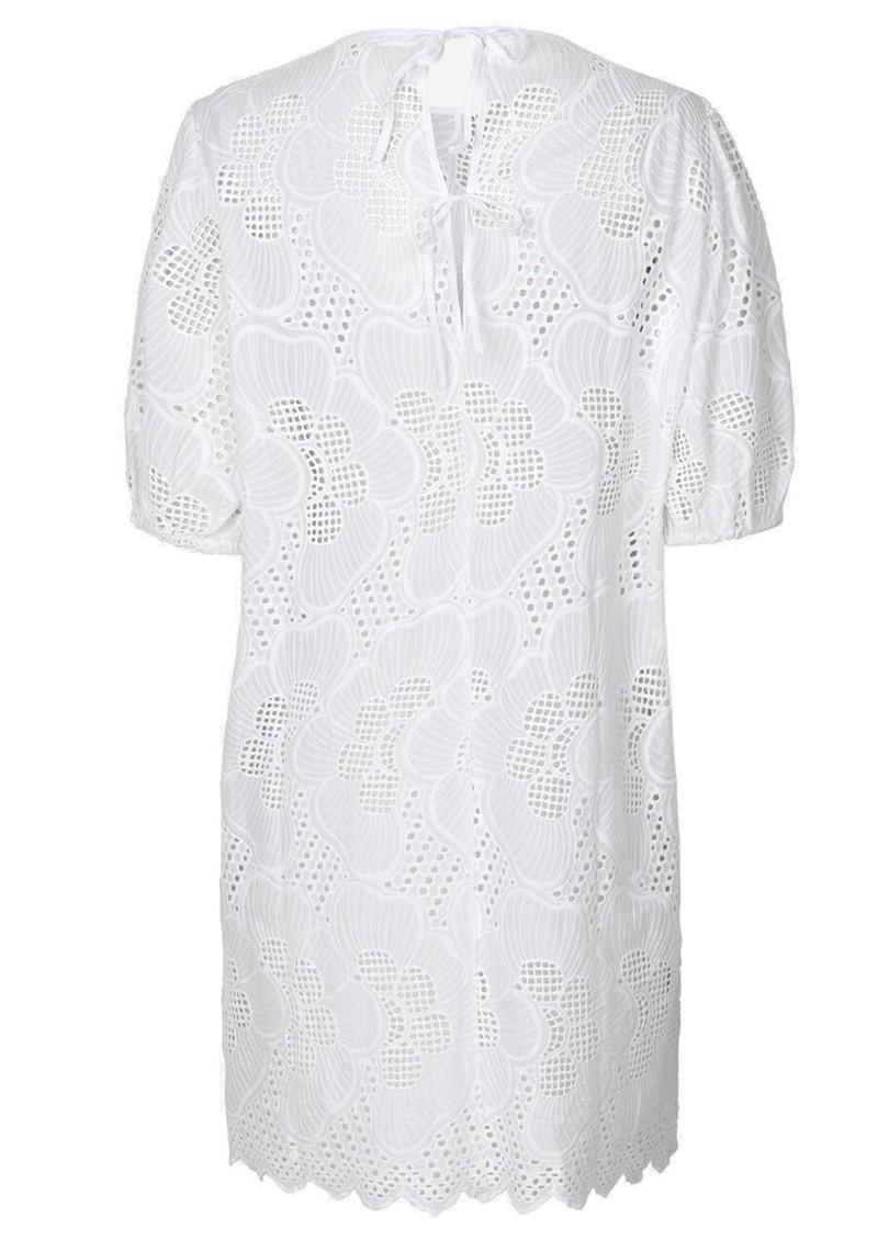 SAMSOE & SAMSOE Juni Dress - Bright White main image