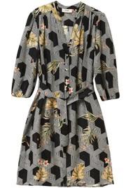 Pyrus Marina Printed Dress - Futura