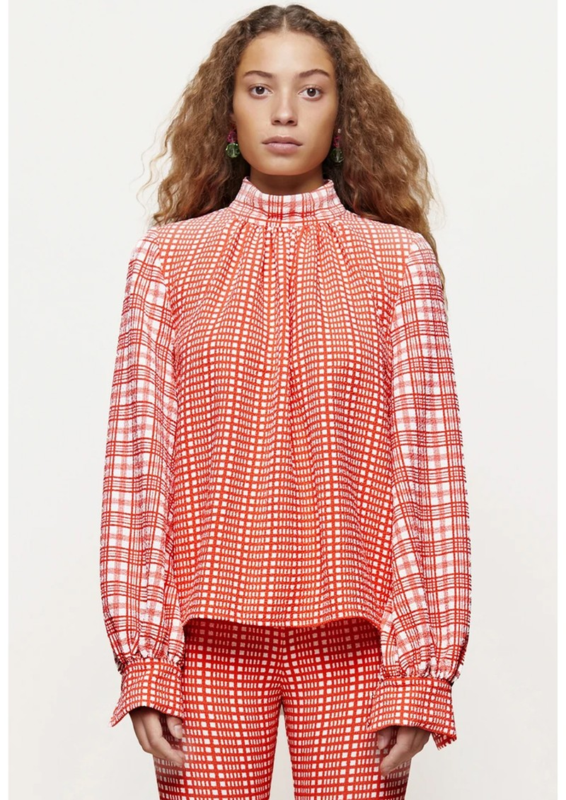 STINE GOYA Eddy Shirt - Plaid main image