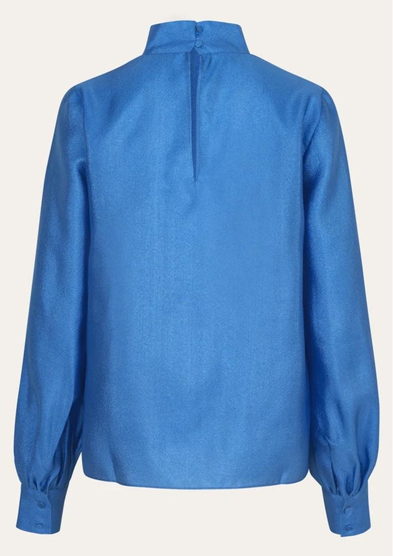 STINE GOYA Eddy Shirt - Blue main image