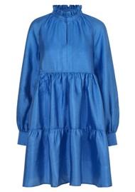 STINE GOYA Jasmine Dress - Blue