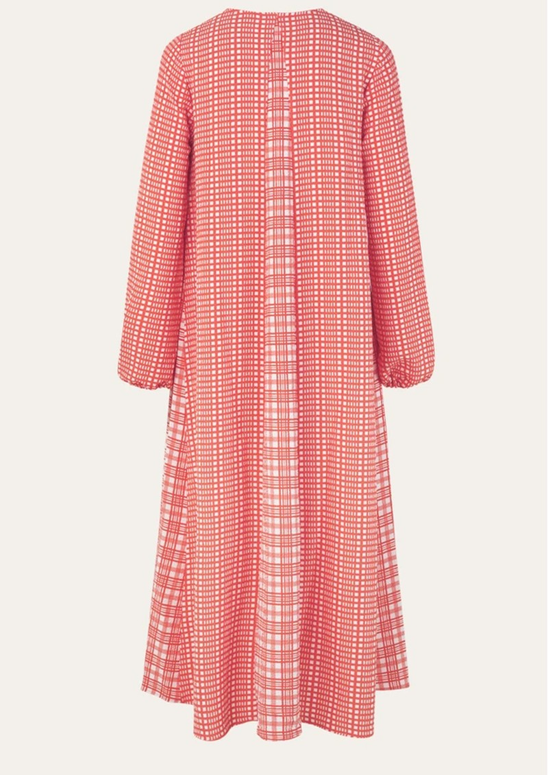 STINE GOYA Leila Dress - Plaid main image