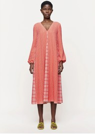 STINE GOYA Leila Dress - Plaid