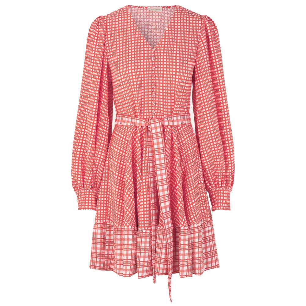 Farrow Dress - Plaid