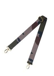Sous Les Paves Adjustable Bag Strap - Camo