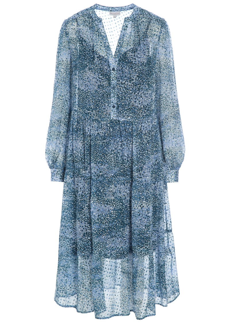 DEA KUDIBAL Cathrin Exclusive Silk Mix Printed Dress - Bubbels main image