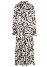 DEA KUDIBAL Kir Silk Dress - Papilio Grey