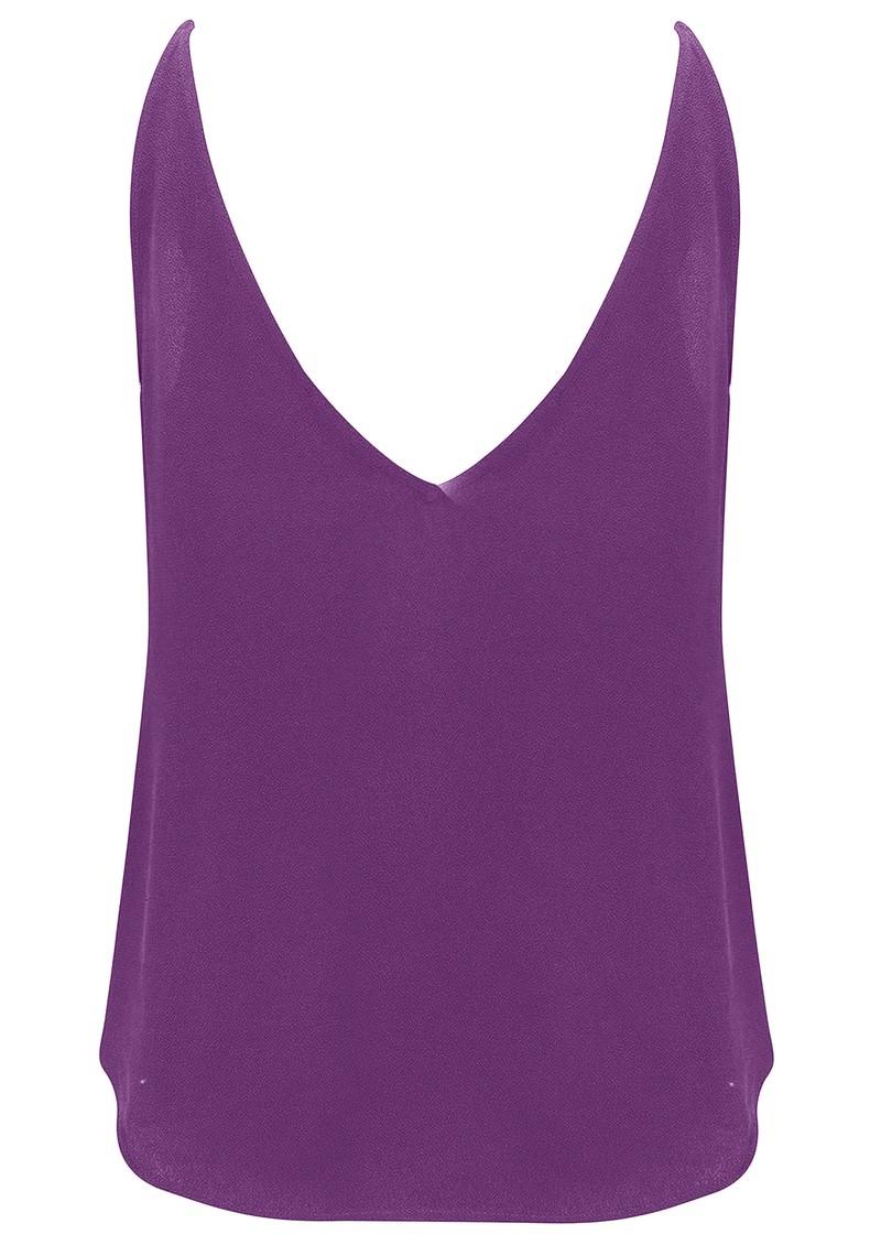 Ba&sh Figue Top - Purple main image
