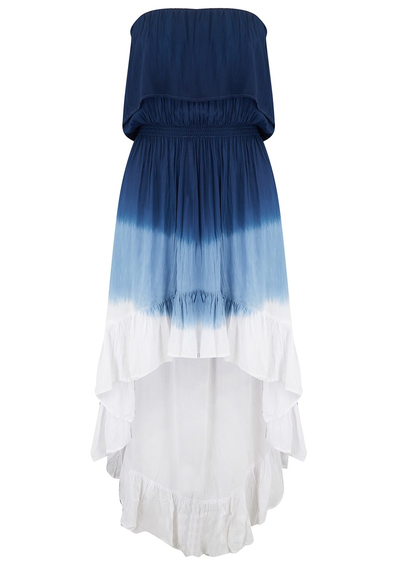 TRIBE + FABLE Lila Dress - Navy main image