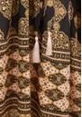TRIBE + FABLE Jaipur Kimono - Black