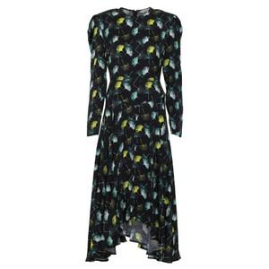 Sanja Dress - Anthracite Black