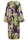 TRIBE + FABLE Malibu Kimono - Black
