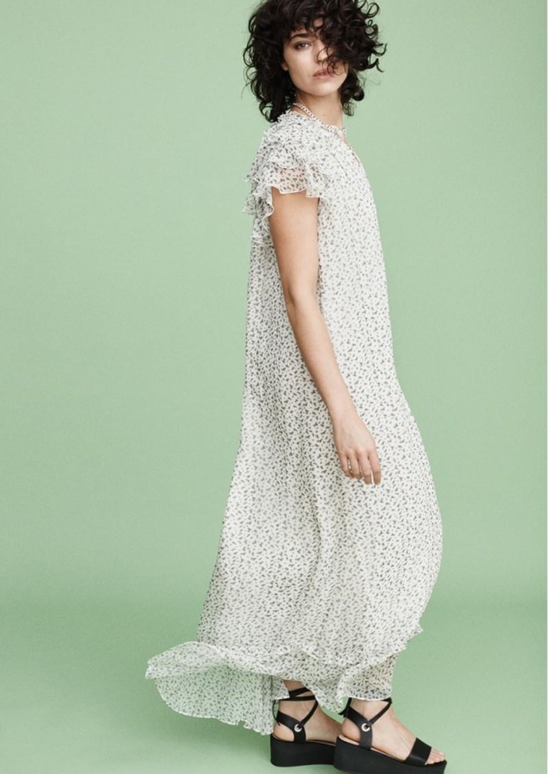 MAYLA Ellie Printed Dress - Blossom main image