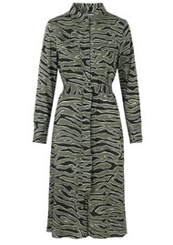 LEVETE ROOM Ivy 1 Dress - 704 Khaki