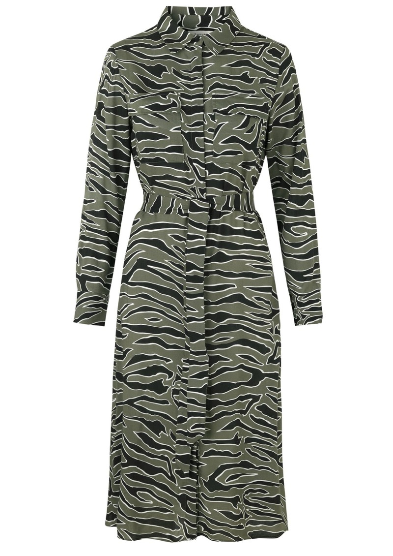 LEVETE ROOM Ivy 1 Dress - 704 Khaki main image