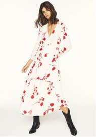 Ba&sh Paule Dress - Ecru