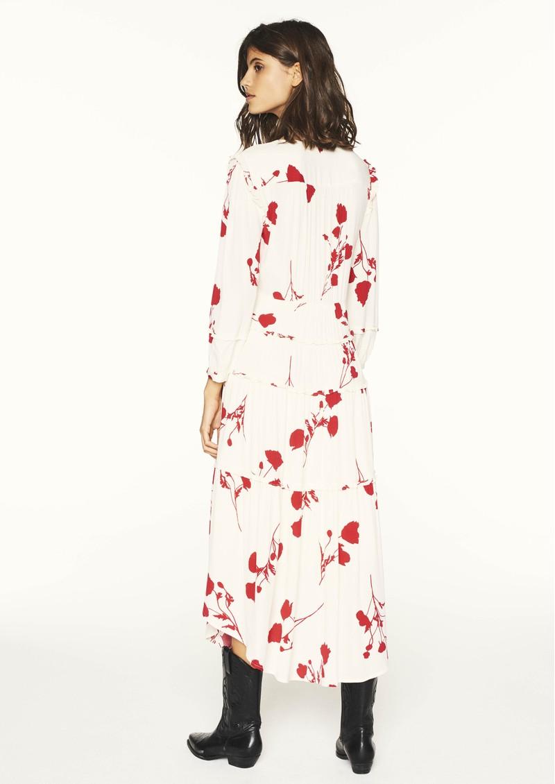 Ba&sh Paule Dress - Ecru main image