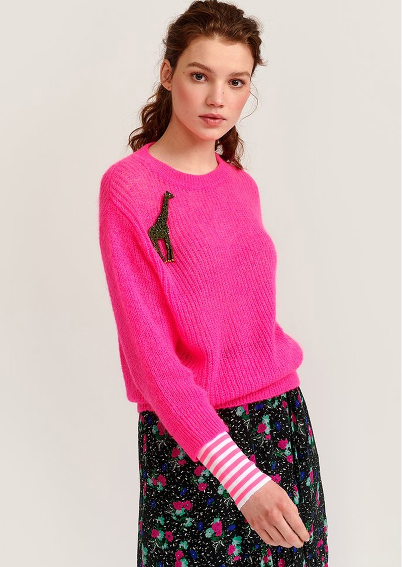 Voos Pullover - Pink main image
