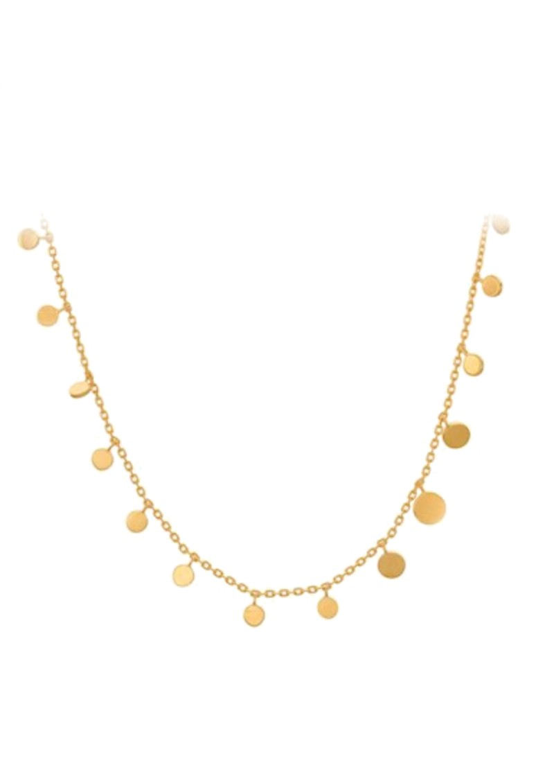 PERNILLE CORYDON Sheen Necklace - Gold main image