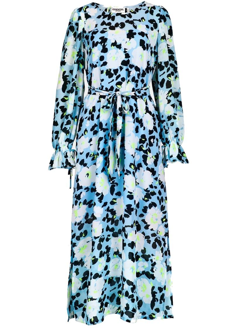 ESSENTIEL ANTWERP Vekken Floral Printed Midi Dress - Trinidad main image