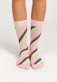 ESSENTIEL ANTWERP Vray Stiped Socks - Multi