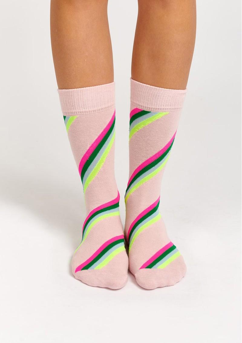 ESSENTIEL ANTWERP Vray Stiped Socks - Multi main image