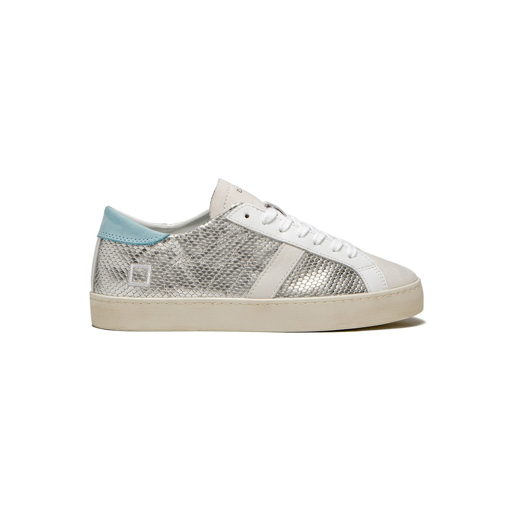 Hill Low Trainers - Roof Silver