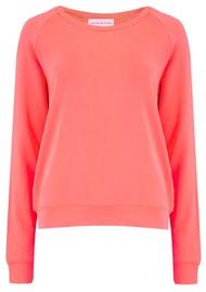 STRIPE & STARE Original Sweatshirt - Orange