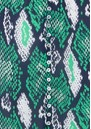 Mercy Delta Moulton Midi Skirt - Python Jungle