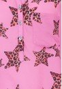 Stanford Silk Blouse - Leopard Star Mermaid additional image