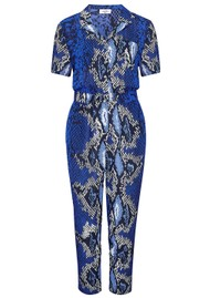 Mercy Delta Lawrence Jumpsuit - Python Sea
