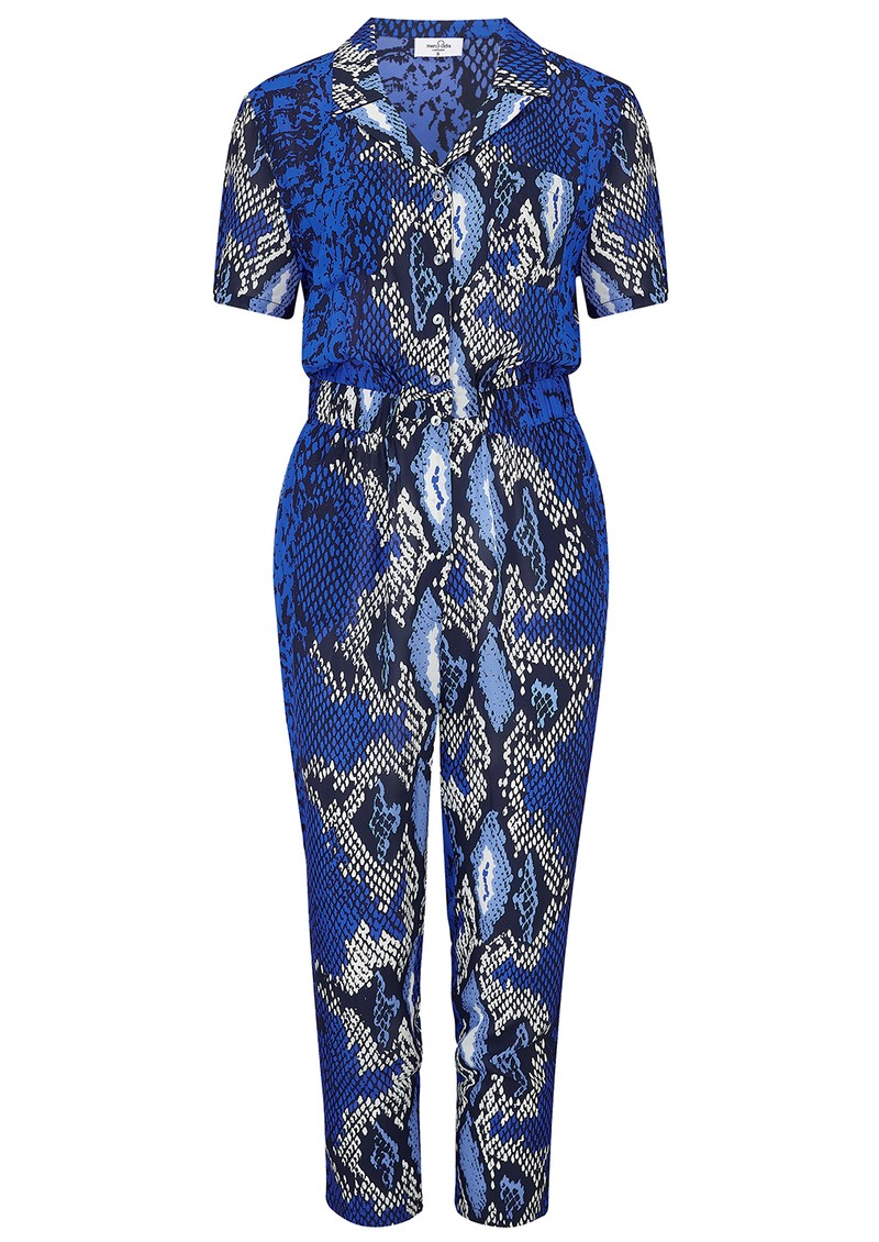 Mercy Delta Lawrence Jumpsuit - Python Sea main image